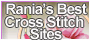 Rania's Best Cross Stitch Sites List